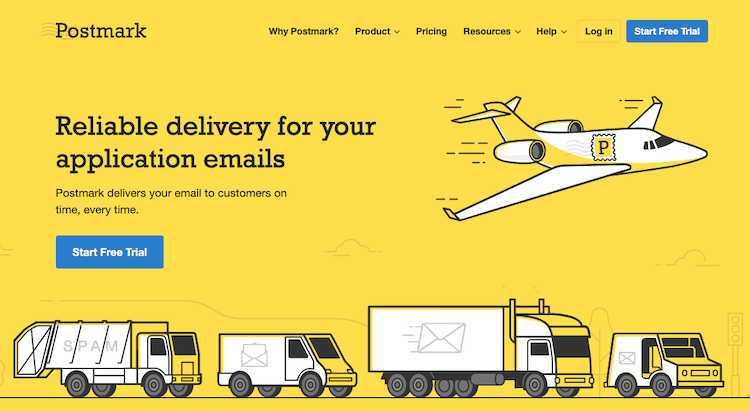 PostMark Email Service
